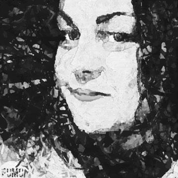 Foto volto Ilaria Vangi