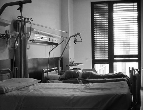 Fotografia contro tumore: immagini che testimoniano un dolore