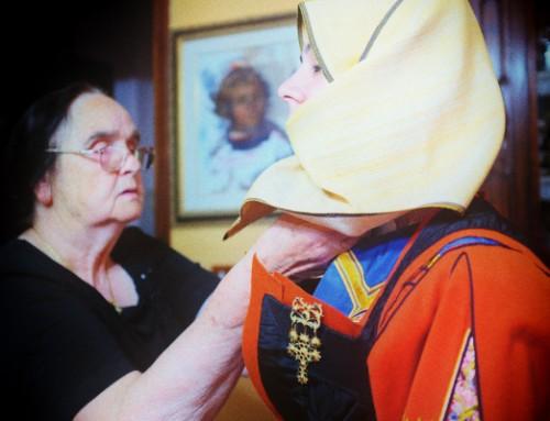 Orgosolo e Anania: l'abito tradizionale orgolese
