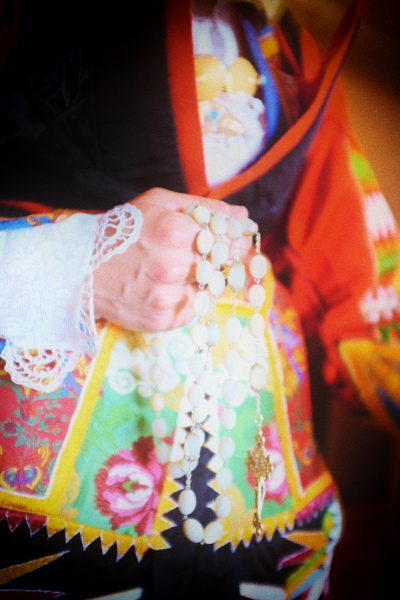 Orgosolo ed il suo abito tradizionale