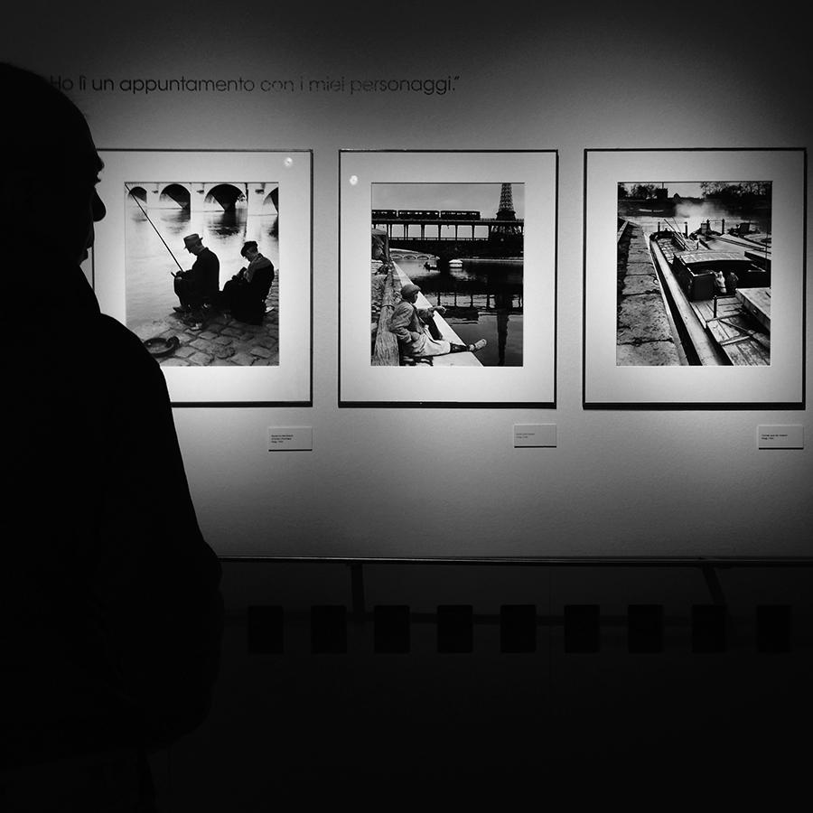 Il ruolo della fotografia Izis